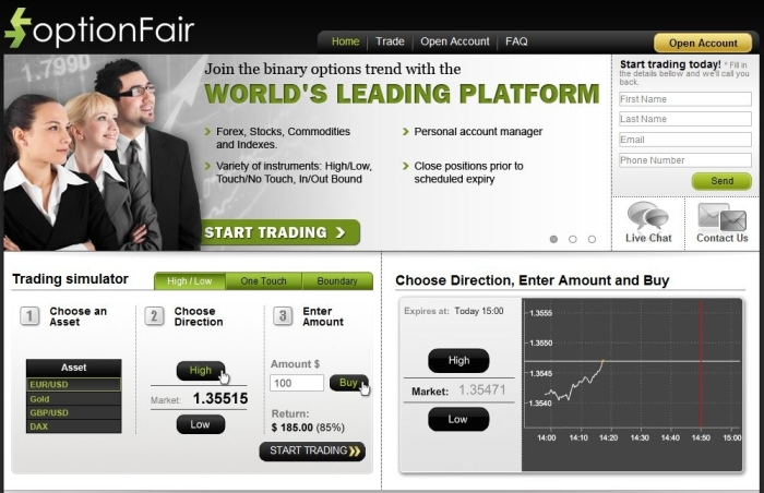 Review on forex trading